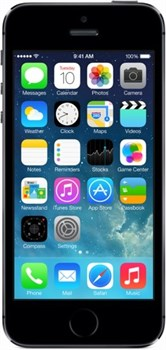 Смартфон Apple iPhone 5s 16Gb Gray A1457 - фото 3961